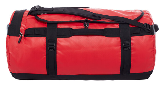 The North Face Base Camp Duffel L TNF Red/TNF Black